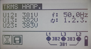 фазировка прибором MI 3102H BT