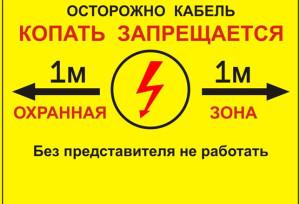 Предупреждающие знаки 2